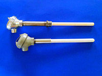 industrial platinum thermocouple with ceramic protection tube